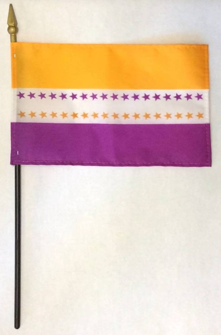 19th Amendment Flag