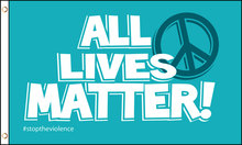 All Lives Matter Flag