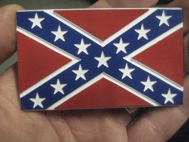 Confederate Flag Magnet