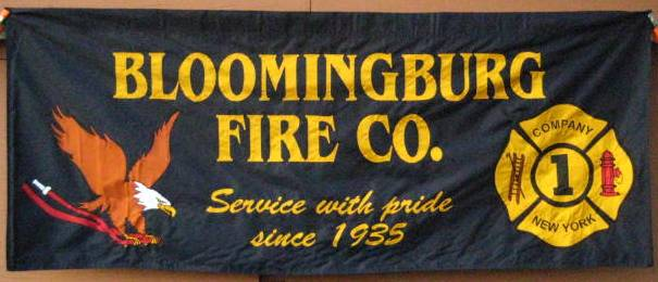 Fire Fighter Lead Banners