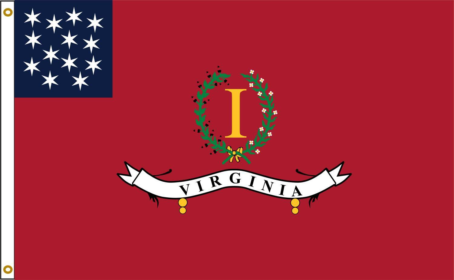 1st Virginia Regiment Flag