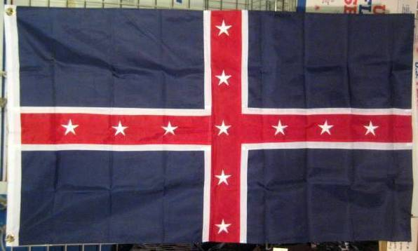 Polk's Battle Flag