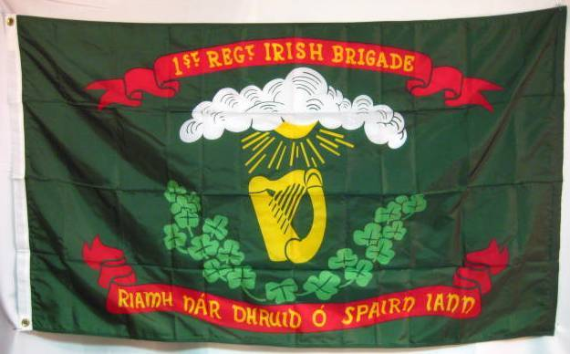 Irish Brigade Flags