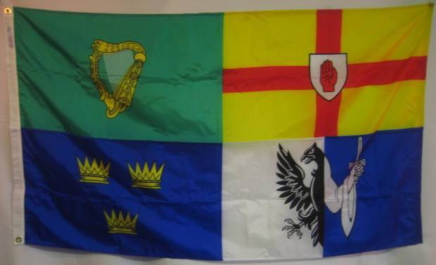 Four Provinces of Ireland Flag