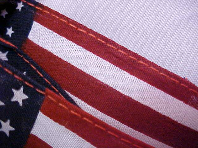 Premium Cotton US Flag
