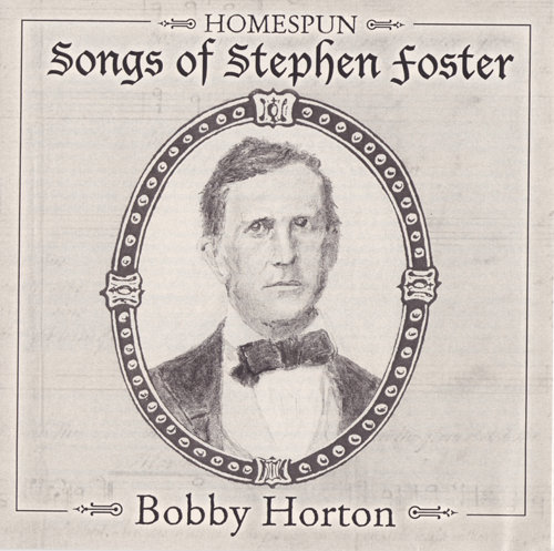 Songs of Stephan Foster CD