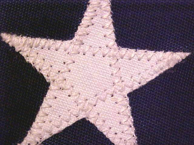 Fort Sumter Flag Stars